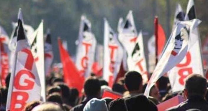 TGB: İstanbul Sözleşmesi'nin amacı insan haklarını savunmak değil insan hakları düşmanlarını savunmaktır