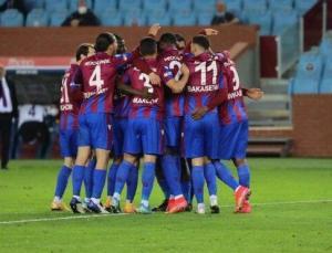 Trabzonspor, Ankaragücü'nü rüyadan uyandırdı: 4-1