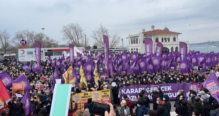 Türkiye Barolar Birliği'nden İstanbul Sözleşmesi açıklaması: Türkiye'nin imzasını çekmesi hukuka aykırı