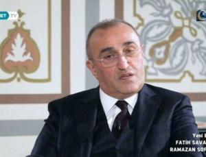 Abdurrahim Albayrak Diyanet TV'ye konuştu: 'Şimdiki kadınlara bakıyorum…'