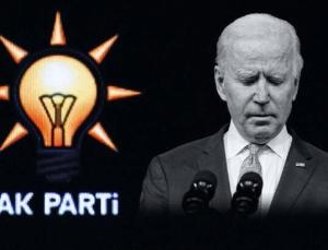 AK Parti'den Biden'a tepki: Normalleşme çalışmalarını sabote etti