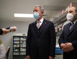 Bakanlar Varank ve Akar'dan Kayseri'ye aşı çıkarması