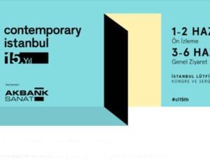 Contemporary Istanbul, 1-6 Haziran'da sanatseverlerle buluşacak