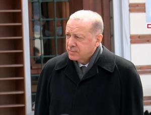 Cumhurbaşkanı Erdoğan tarih verdi: İstanbul'a yeni köprü!