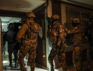 Eylem hazırlığındaki 14 IŞİD'li yakalandı