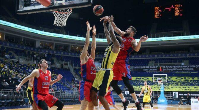 Fenerbahçe Beko Euroleague'e veda etti… Final Four'a kalan ilk takım belli oldu