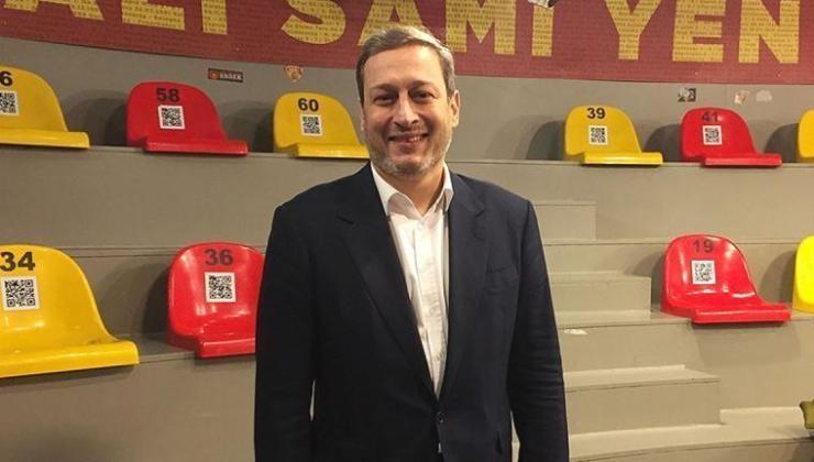 Galatasaray Başkan Adayı Burak Elmas: Fatih Terim yalnız bırakıldı!