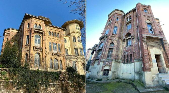 İstanbul 7. tepesindeki tarihi binayı İBB satın aldı