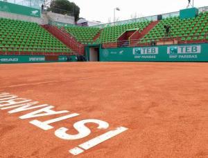 TEB BNP Paribas Tennis Championship'in basın toplantısı gerçekleştirildi