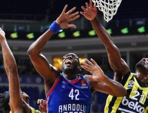 THY Avrupa Ligi'nde Anadolu Efes ve Fenerbahçe Beko'nun maç programı belli oldu