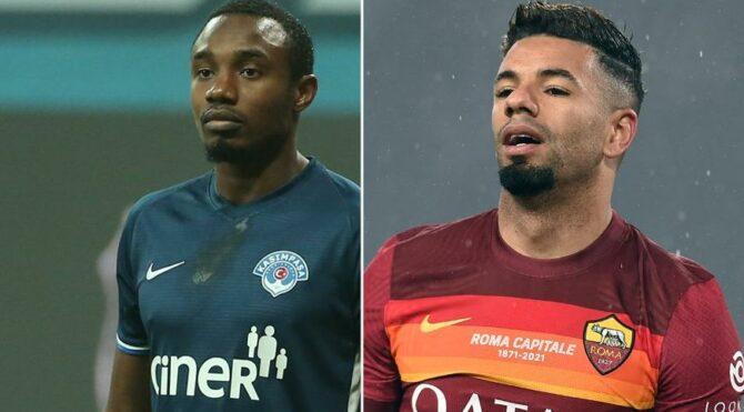 Trabzonspor Fode Koita ve Bruno Peres ile anlaştı!