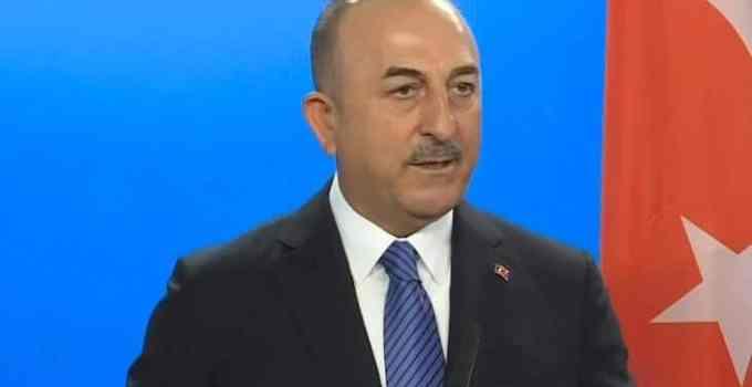 AB ile yaşanan protokol krizine Bakan Çavuşoğlu'ndan açıklama