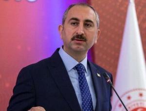 Adalet Bakanı Gül'den 'İnsan Hakları Eylem Planı' genelgesi