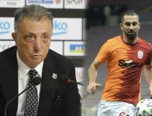 Ahmet Nur Çebi ve Arda Turan PFDK'ya sevk edildi