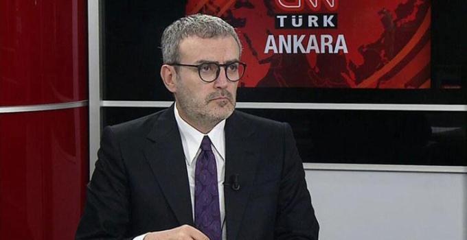 AK Parti Grup Başkanvekili Mahir Ünal'dan açıklama