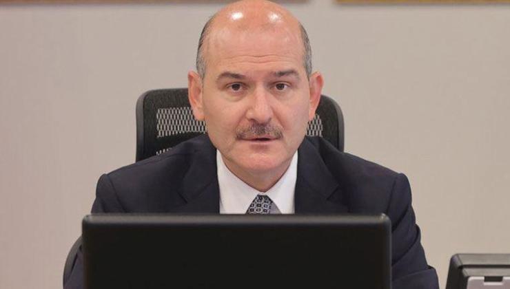 Bakan Soylu'dan Samsunspor Başkanı Yıldırım hakkında suç duyurusu