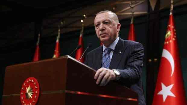 Başkan Erdoğan: Sayın Biden ne yazık ki siz kanlı ellerinizle bir tarih yazıyorsunuz