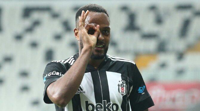 Beşiktaş'ın golcüsü Cyle Larin: Şampiyon olacağız
