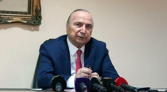 İbrahim Özdemir: Falcao'ya 5 kuruş vermezdim, vermem de!