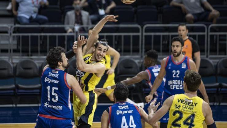 ING Basketbol Süper Ligi play-off final maçlarının programı belli oldu