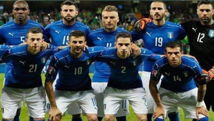 İtalya'dan San Marino karşısında gollü prova