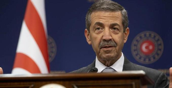 KKTC Dışişleri Bakanı Ertuğruloğlu: Cenevre görüşmeleri, Kıbrıs meselesinde bir dönüm noktasıdır