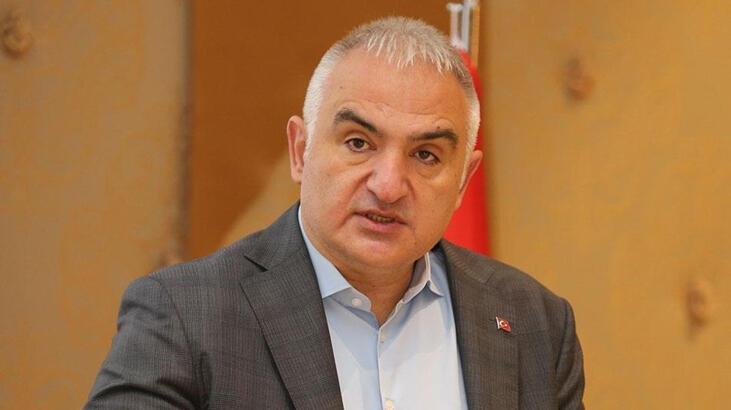 Kültür ve Turizm Bakanı Ersoy, 1 Mayıs Emek ve Dayanışma Günü'nü kutladı