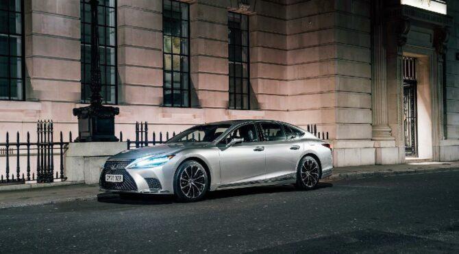 Lexus'tan boya teknolojisine yatırım