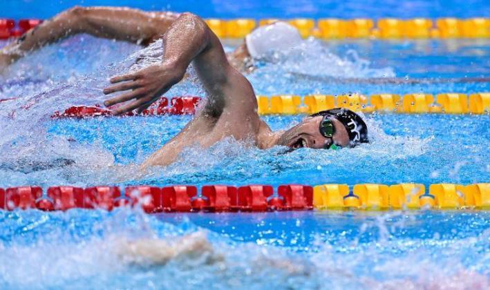 Mix Serbest Bayrak Yüzme Milli Takımı, Avrupa Şampiyonası finalinde