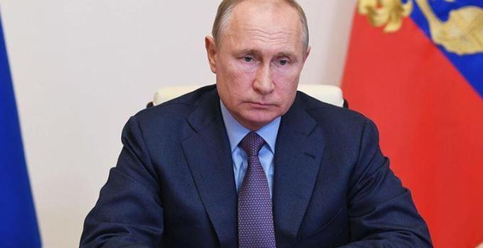 Putin'den Covid-19 aşısı açıklaması: 'Yakında piyasada olacak'