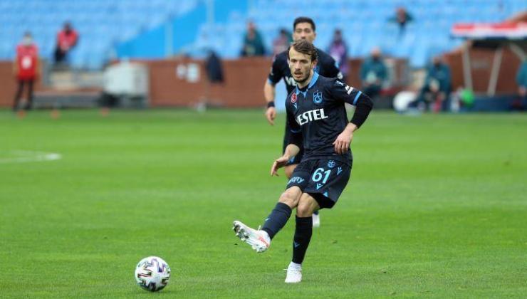 Trabzonspor, Abdülkadir Parmak'ı affetti