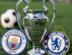 Tüm gözler Şampiyonlar Ligi final maçında! Manchester City Chelsea maçı hangi kanalda, şifresiz mi?