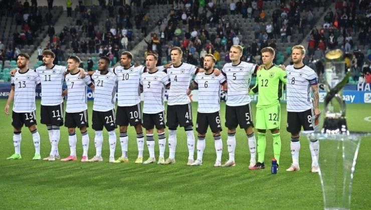 Almanya şampiyon oldu, otoriteler Salih'i konuştu!