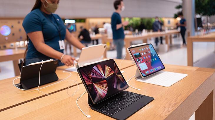 Apple'ın yeni iPad planları ortaya çıktı