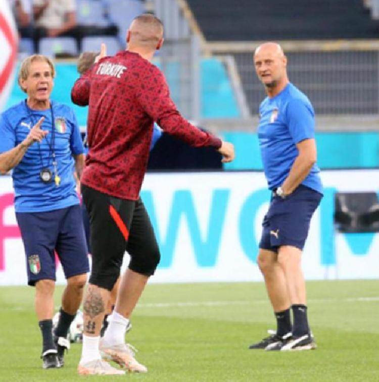 roma olimpiyat stadinda burak yilmaz italyan isme gitti gorkemli acilis 6 vs4FtVKR