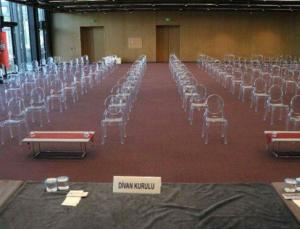 Samsunspor kongresi ertelendi