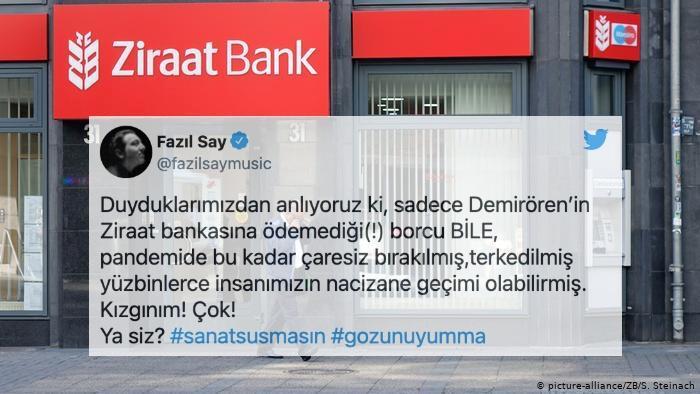 Sedat Peker'in İddialarının Ardından Demirören ve Ziraat Bankası Sosyal Medyada Topa Tutuldu