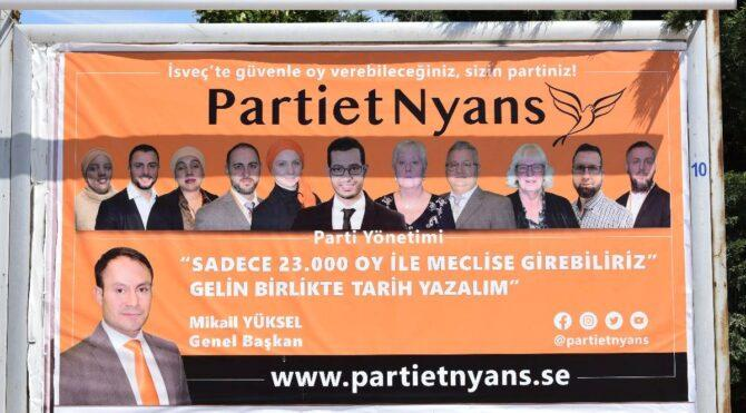 Türk asıllı siyasetçi İsveç seçimlerine Konya'da hazırlanıyor