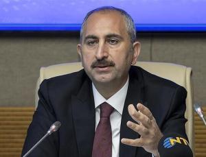 Bakan Gül'den Yargı Reformu Strateji Belgesi açıklaması