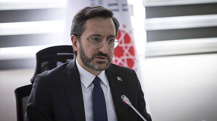 Cumhurbaşkanlığı İletişim Başkanı Fahrettin Altun'dan Habertürk'e kınama