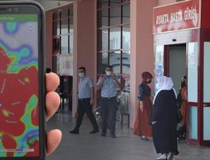 Diyarbakır'da harita kırmızıya döndü! Uyarı geldi…