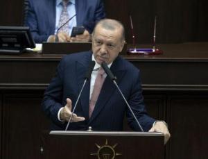 Erdoğan: Güya ağaç diyerek yola çıktılar, işi tüm kalkınma projelerimizi durdurulması talebine kadar götürdüler