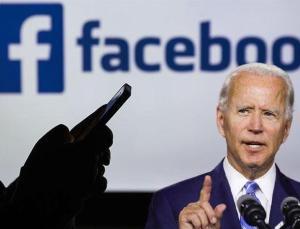 Facebook'tan, 'Sosyal medya insanları öldürüyor' diyen ABD Başkanı Joe Biden'a tepki