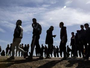 Göçmenler üzerinden büyük vurgun: Ele başı özel güvenlik şefi