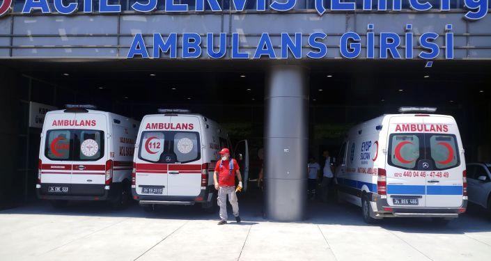 İstanbul'da793 kişi kurban keserken yaralandı
