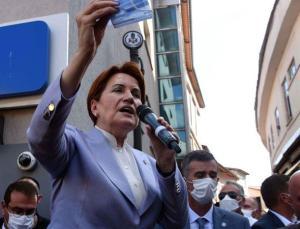 İYİ Parti Genel Başkanı Meral Akşener: Öyle gürültü çıkaracağım ki duymayan kalmayacak