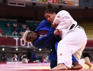 TOKYO 2020 | Milli judocu Kayra Sayit, adını çeyrek finale yazdırdı