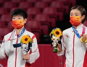 Tokyo 2020'de Çin, genel madalya sıralamasında zirveye çıktı