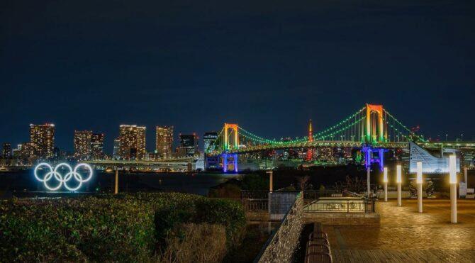 Tokyo Olimpiyat Oyunları öncesi tehlikeli yükleliş