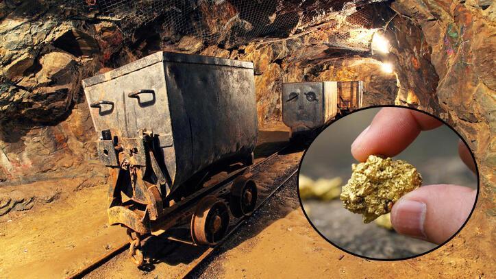 Türkiye'de son beş yılda 292 ton altın keşfedildi